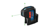 Bosch BOS-GPL100-30G Green-Beam Three-Point Self-Leveling Alignment Laser