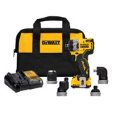 DeWALT DEW-DCD703F1 XTREME 12V MAX Brushless Cordless 5-In-1 Drill/Driver Kit