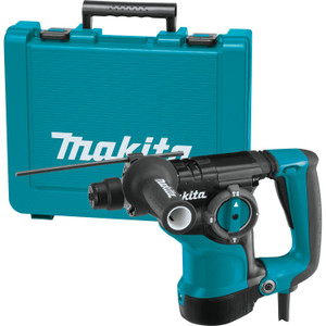 "Makita HR2811F 101/8"" Rotary Hammer, Accepts SDS-PLUS Bits"