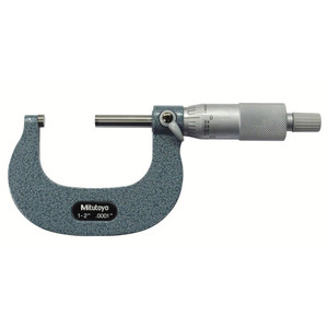 "Mitutoyo MTI-103-262 1-2"" .0001"" Outside Micrometer"