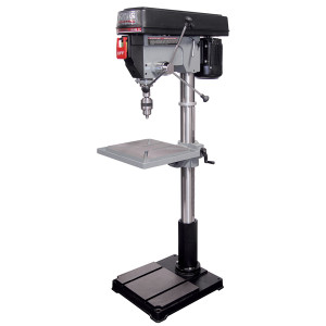 "King Industrial KC-122FC 22"" 1HP Floor Drill Press"