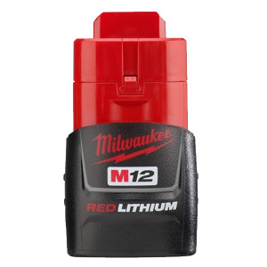 Milwaukee 48-11-2401 M12 1.5Ah Lithium-Ion Battery