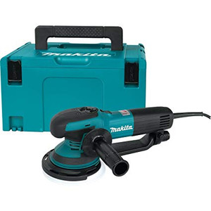"Makita BO6050J 6"" Random Orbit / Finishing Sander"