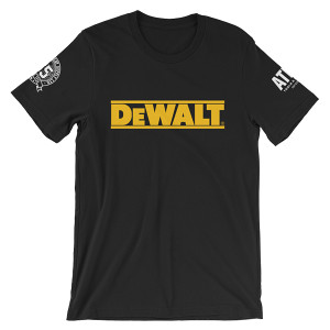 Atlas Machinery Custom Shirt - DeWALT