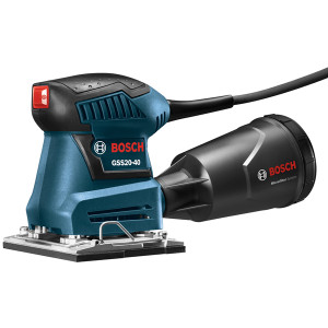 Bosch GSS20-40 1/4-Sheet Orbital Finishing Sander