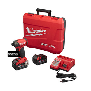 "Milwaukee 2760-22 M18 Fuel Surge 1/4"" Hex Hydraulic Driver"