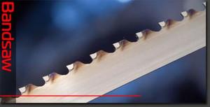 Laguna LAG-BBRK34-93.5 Resaw King Carbide-Tipped Bandsaw Blade 3/4 X 93.5