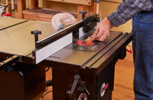 "SawStop SAW-RTTGP ASSEMBLY: TGP2 27"" In-Line Router Table"