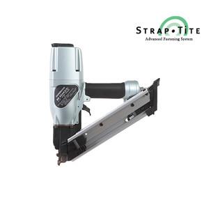 """Metabo-HPT HIT-NR65AK2S 2-1/2"""" Strap-Tite Fastening System Strip Nailer"""