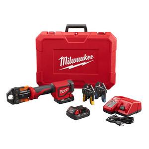 Milwaukee 2674-22P M18 Short Throw Press Tool Kit w/ Viega PureFlow Jaws