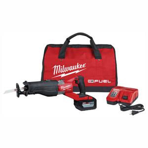 Milwaukee 2722-21HD M18 FUEL Super Sawzall 12Ah Kit