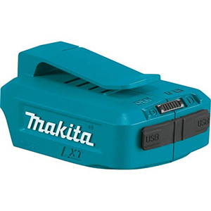 Makita ADP05 18V LXT Lithium‑Ion Cordless Power Source, Power Source Only