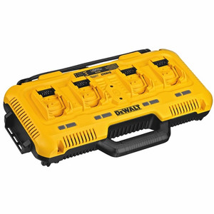 Dewalt DCB104 Multiport Simultaneous Fast Charger - 8 amps Output/Port