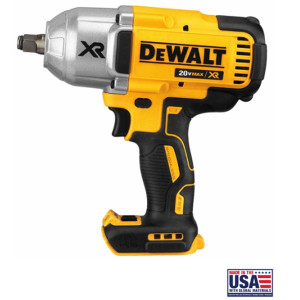 """DeWALT DCF899HB 20V MAX* XR High Torque 1/2"""" Impact Wrench With Hog Ring Anvil Bare Tool"""