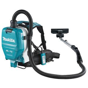 Makita DVC261ZX11 18Vx2 LXT Cordless Backpack Vacuum Cleaner (2.0 L)