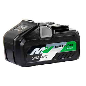 Hitachi HIT-372121M 36V/18V MultiVolt Lithium Ion Slide Battery (4.0Ah/8.0Ah)