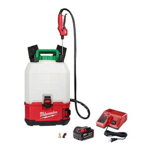 Milwaukee 2820-21PS M18 SWITCH TANK 4-Gallon Backpack Sprayer Kit