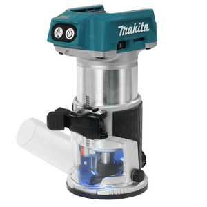 Makita DRT50ZJX6 18V Cordless Compact Router with Brushless Motor
