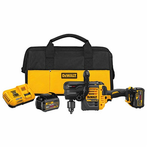 DeWALT DCD460T2 FLEXVOLT 60V MAX VSR Stud And Joist Drill Kit w/ E-Clutch System 2 Battery Kit