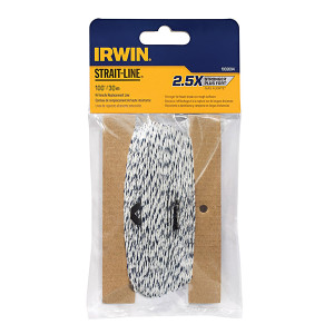 Irwin IRW-1932894 100' Hi-Tensile Replacement Line