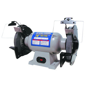"King Canada KC-1090 10"" Bench Grinder"