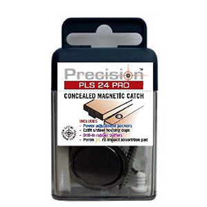 Precision Lock PLS24-PRO Concealed Magnetic Catch 1PK