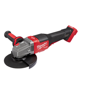 "Milwaukee 2980-20 M18 FUEL 4-1/2"" - 6"" Small Angle Grinder, Paddle Switch No-Lock"