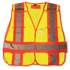 Stihl STL-70028857500 Reflective Traffic Vest