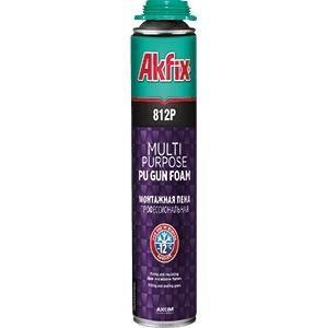 Akfix AK-812P 850Gr -12 PU Gun Foam