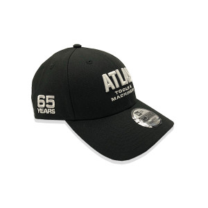 Atlas Machinery ATL-BLACKSNAP65 Atlas 65 Black Snapback