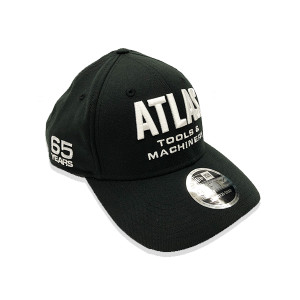 Atlas Machinery ATL-BLACKFLEX65 Atlas 65 Black Flex Snapback