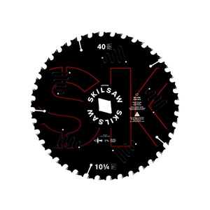 Skilsaw 76240 10-1/4In X 40T Sawsquatch Blade
