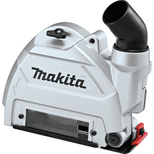 "Makita 196845-3 5"" Dust Extraction Tuck Point Guard"