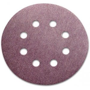 "Sia 5"" 1950 8-Hole Hook & Loop Abrasive Discs"