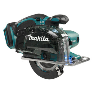 "Makita DCS552Z 5-3/8"" Dust Collecting Cordless Metal Cutting Saw"