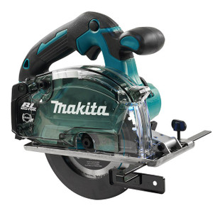 """Makita DCS553Z 18V LXT Brushless 5-7/8"""" Metal Cutting Saw with Dust Collection"""
