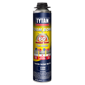TYTAN TYTA0993 Foam Bond 60 Foam Adhesive (24 oz. Gun)