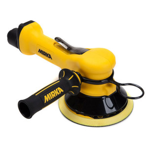 Mirka MIR-MR-610THCV 6 inch Air Sander with 3/8 in (10mm) Orbit