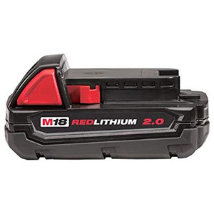Milwaukee 48-11-1820 M18 REDLITHIUM CP2.0 Battery Pack - 2.0 amp