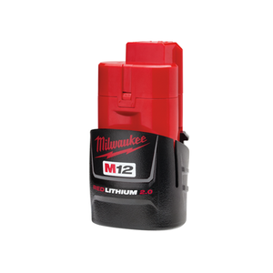 Milwaukee 48-11-2420 M12 REDLITHIUM CP2.0 Battery Pack