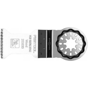 Festool FES-203333 Vecturo Starlock Plus Wood Saw Blade HSB 50/35/J, 5-Pack