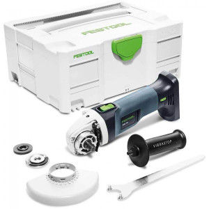 "Festool FES-575349 AGC 18-115 18V Cordless 4-1/2"" Grinder BASIC, Tool Only"