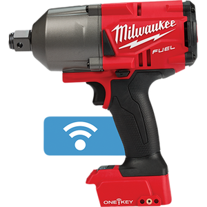 "Milwaukee 2864-20 M18 FUEL w/ ONE-KEY High Torque Impact Wrench 3/4"" Friction Ring Bare Tool"