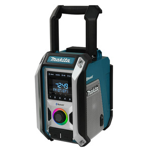 Makita DMR114 Cordless or Electric Jobsite Radio with Bluetooth