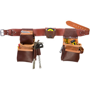 Occidental OCC-6100TLG 6100T - Pro Trimmer Tool Belt with Tape Holster