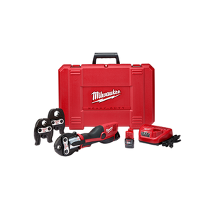 Milwaukee 2473-22 M12 FORCE LOGIC Press Tool Kit with Jaws