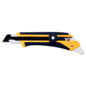 Olfa OLFA-L-5 18mm Heavy-Duty Fiberglass Utility Knife w/Pick (L-5)