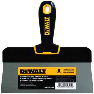 Dewalt DEW-2-19x Stainless Steel Big Back Taping Knives