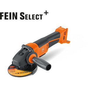 Fein FEIN-71200462090 18 V 5 In Cordless Brushless Angle Grinder with Deadman Paddle Switch