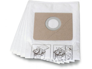Fein FEIN-31345061010 Turbo Fleece Filter Bags (Pack of 5)